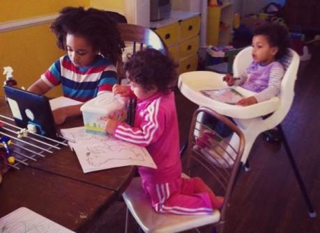 Black Kids homeschool-Atlantic