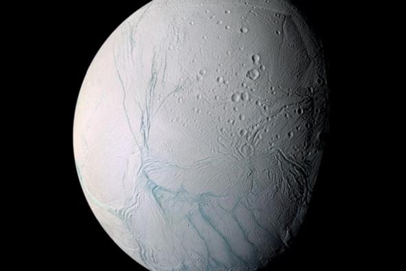 Enceladus (Saturn's Moon)