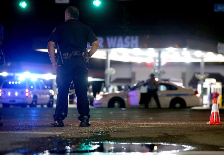 Police Baton Rouge LA