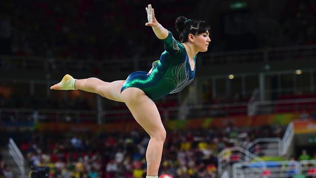Mexico+gymnast