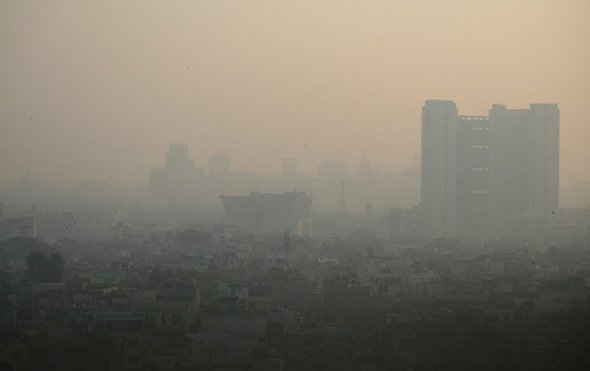 Pollution Climate Change