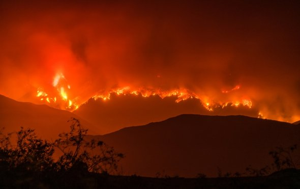Wildfire Climate Change