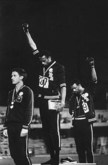 1968 Black Power Protest
