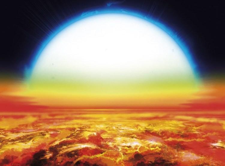 Hottest Exoplanet