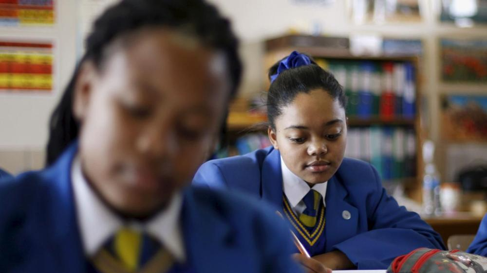 South Africa Student