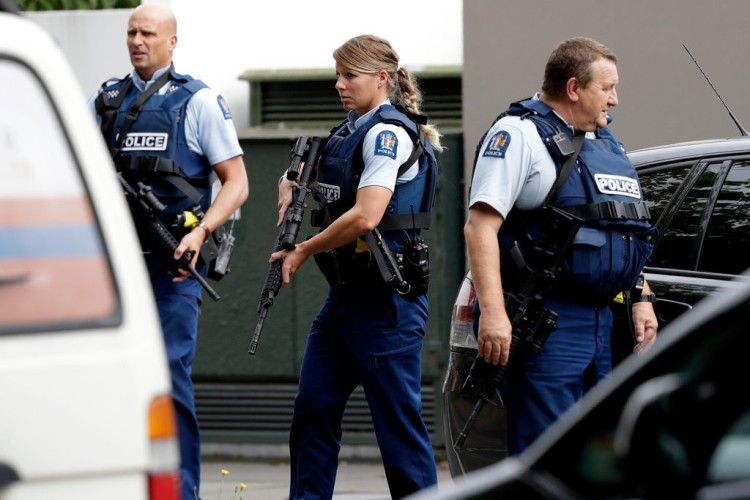 New Zealand Shooting 2
