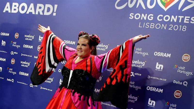 EurovisionGaza