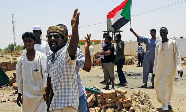 ProtestSudan